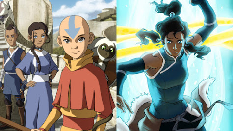 Avatar Studios Korra ATLA 1