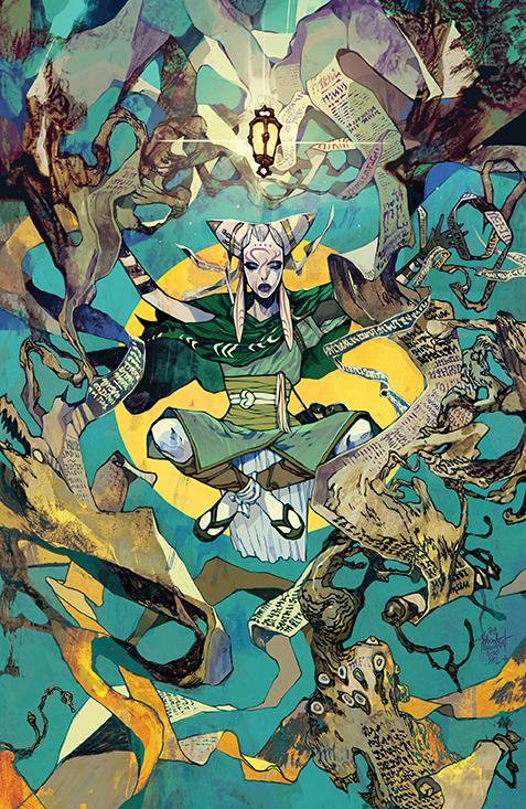 Magic 003 Cover B HiddenPlaneswalker