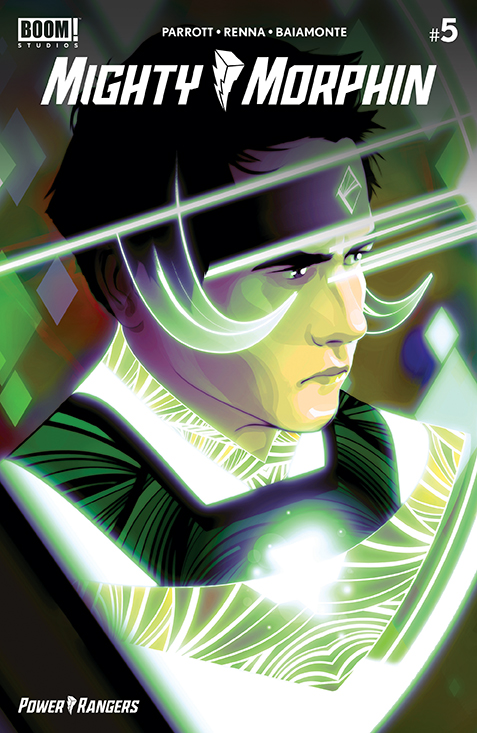 MightyMorphin 005 Cover F Variant