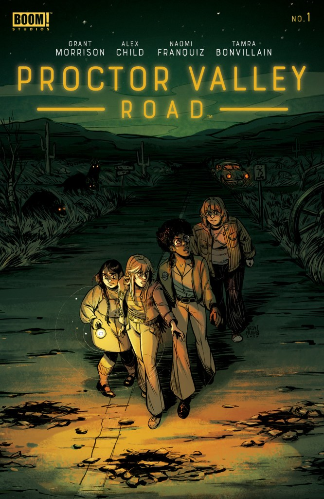 ProctorValleyRoad 001 Cover A Main