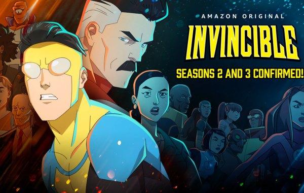 Invincible tv series