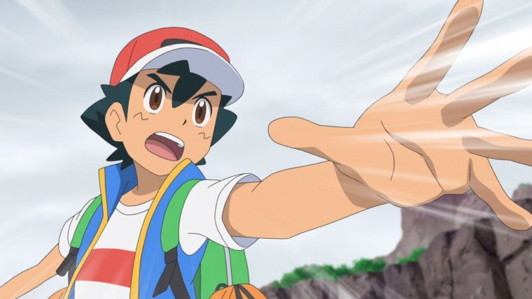 Pokemon Master Journeys The Series 1