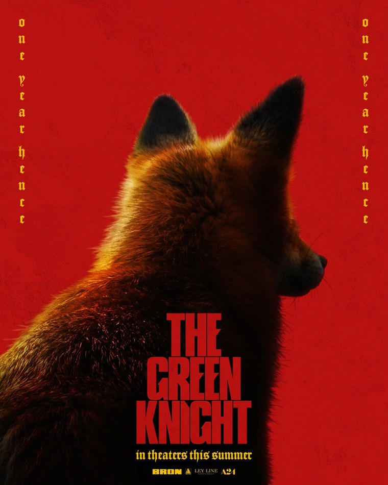 The Green Knight poster 6