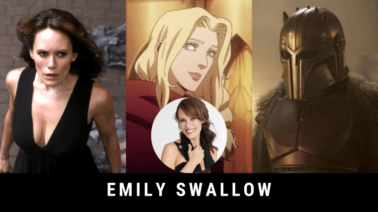 Emily Swallow interview