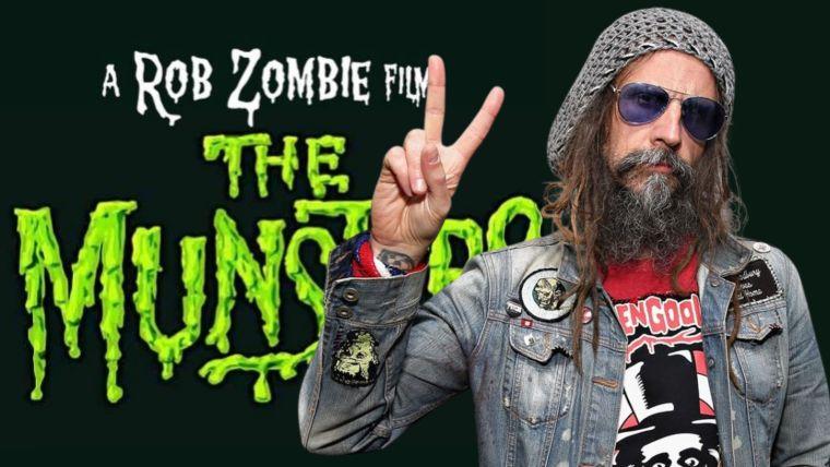 Rob Zombie the munsters movie