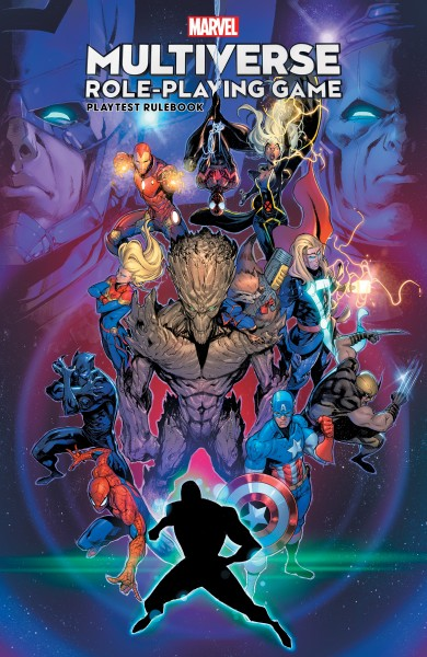 MARVEL MULTIVERSE ROLE-PLAYING GAME: PLAYTEST RULEBOOK