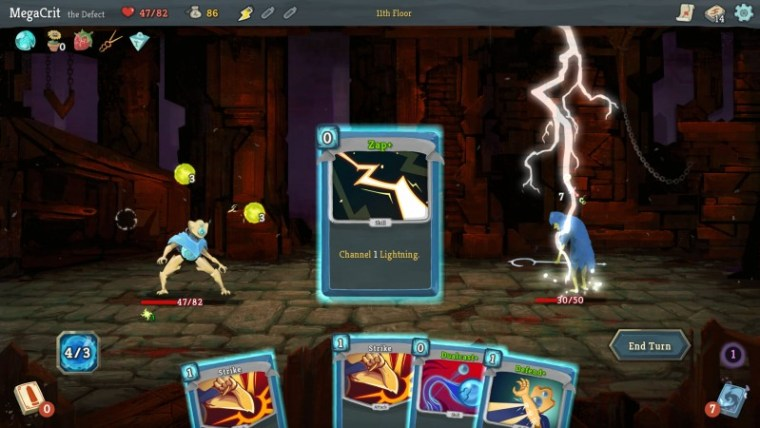 Playstation Now Slay the Spire