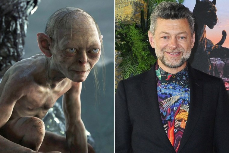 Andy Serkis Is Narrating a New Audiobook Version of THE LORD OF THE RINGS