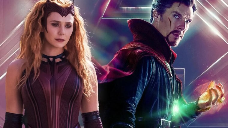 elizabeth olsen says sam raimi is trying to make the scariest marvel movie with doctor strange sequel