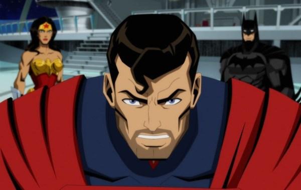 Voice Cast Revealed For DC Animation INJUSTICE Movie Injustice Gods Among Us Movie