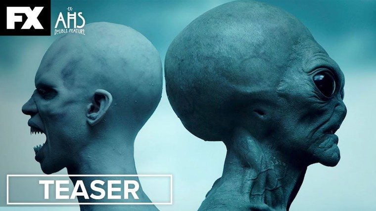 AMERICAN HORROR STORY DOUBLE FEATURE Teaser Trailer