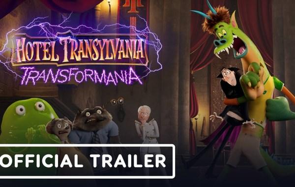 New Trailer for HOTEL TRANSYLVANIA: TRANSFORMANIA