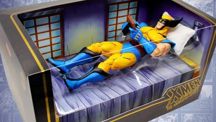 Mondo Reveals a Sad Wolverine Action Figure