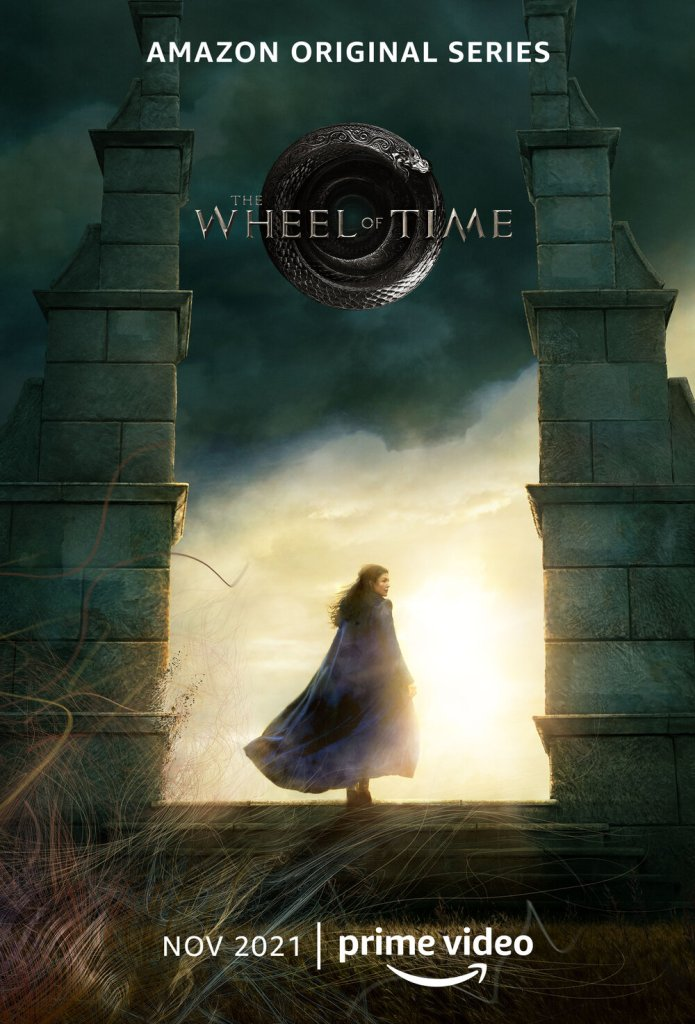 Amazon Original Series THE WHEEL OF TIME Series Gets a Poster and a Premiere Date