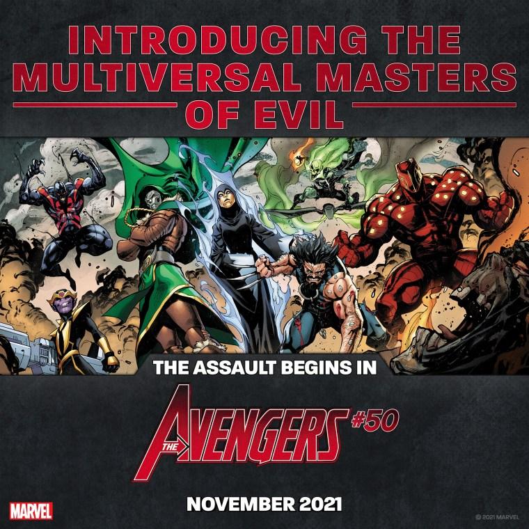 Avengers #750