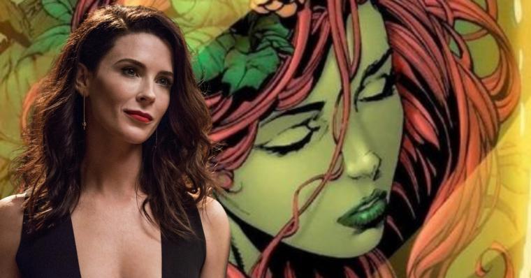 The CW BATWOMAN Series Casts Bridget Regan as Poison Ivy