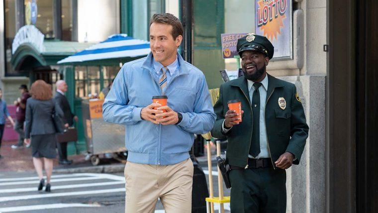 Ryan Reynolds Says Disney Wants a FREE GUY Sequel