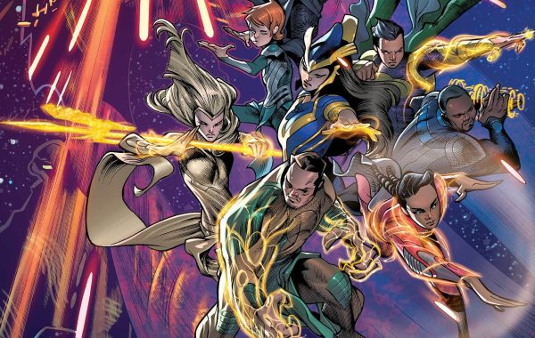 ETERNALS #7 COMIC BOOK VARIANT COVERS