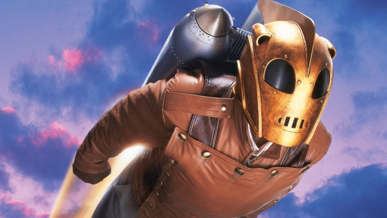 Disney+ Developing A Rocketeer Revival Film Titled THE RETURN OF THE ROCKETEER
