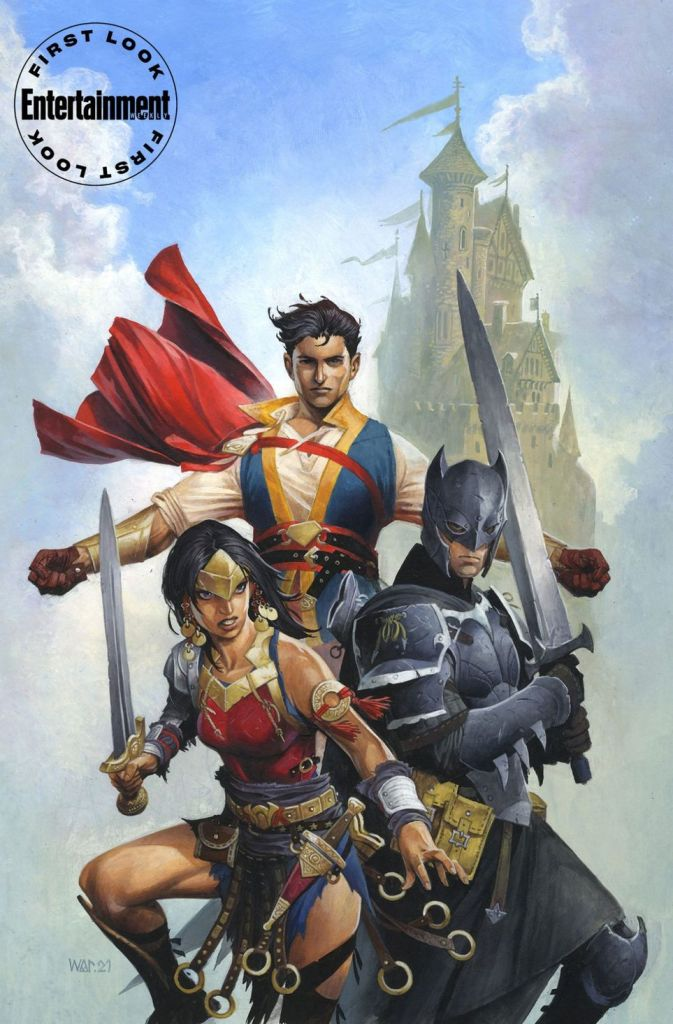 dark knights of steel wayne reynolds variant