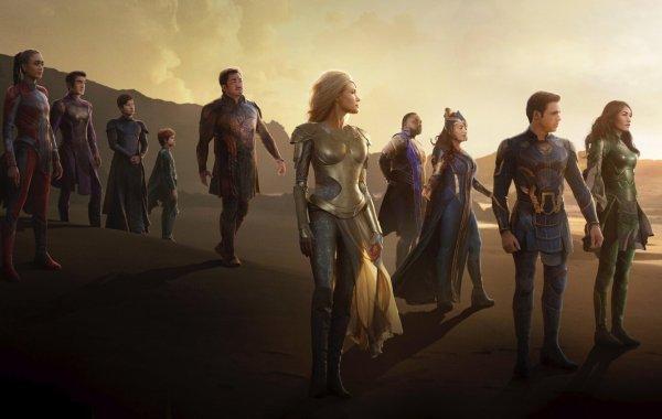 Final Trailer For Marvel Studios ETERNALS