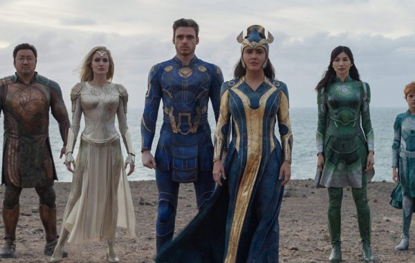 New Character Photos For Upcoming Marvel Film ETERNALS