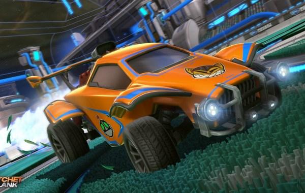 Ratchet & Clank Bundle Announced For Rocket League
