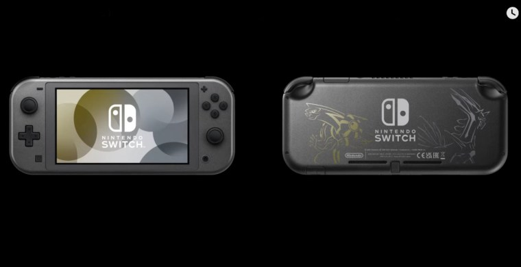 Pokémon Brilliant Diamond And Shining Pearl Nintendo Switch Lite