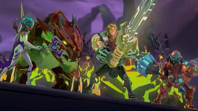 HE-MAN AND THE MASTERS OF THE UNIVERSE Series Trailer