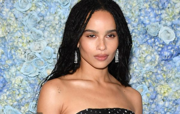 Zoë Kravitz Will Star in and Producer New Animated Series PHATTY PATTY