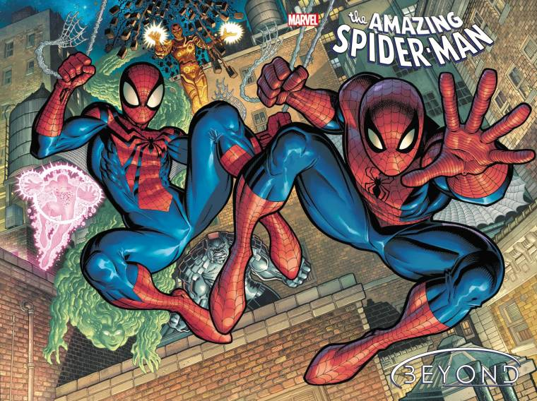 BEN REILLY SWINGS INTO ACTION AS SPIDER-MAN IN NEW AMAZING SPIDER-MAN BEYOND TRAILER