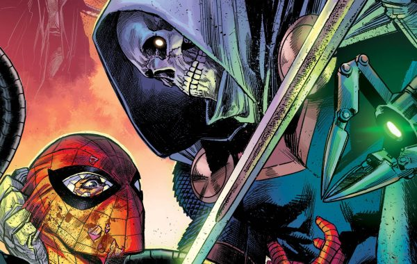 KINGPIN'S NEW THUNDERBOLTS BEGIN THE PURGE OF MARVEL'S SUPER HEROES IN DEVIL'S REIGN