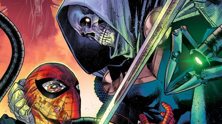 THE NEW THUNDERBOLTS BEGIN THE PURGE OF MARVEL SUPER HEROES