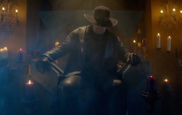 First Trailer For The Netflix Interactive Wrestling Horror Film ESCAPE THE UNDERTAKER