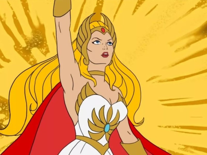 A Live-Action SHE-RA Series in Development at Amazon Studios