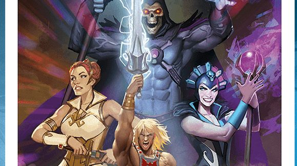 MASTERS OF THE UNIVERSE PRINTS