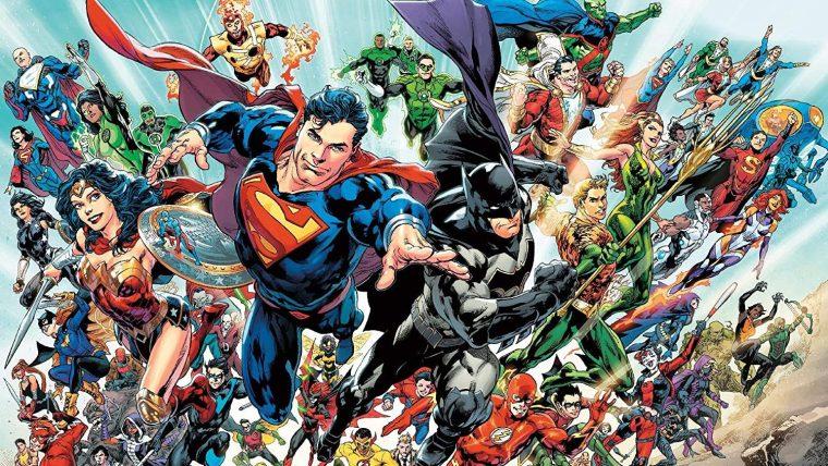 HBO Max Orders Three Part Documentary Series Exploring DC Comics
