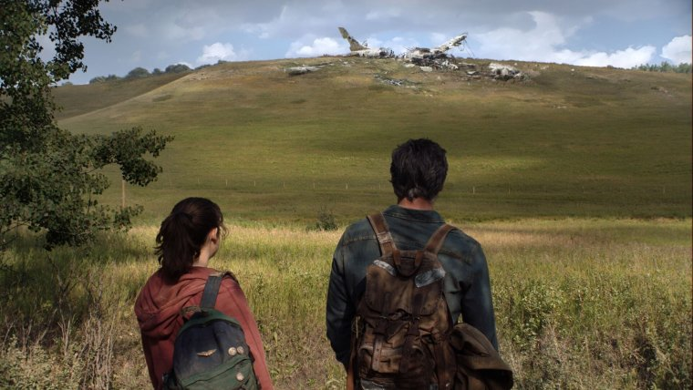 First Photo From The HBO Series Adaptation of THE LAST OF US