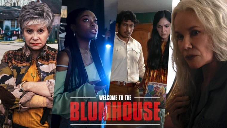 Four Trailers for The Amazon WELCOME TO THE BLUMHOUSE Horror Film Anthology
