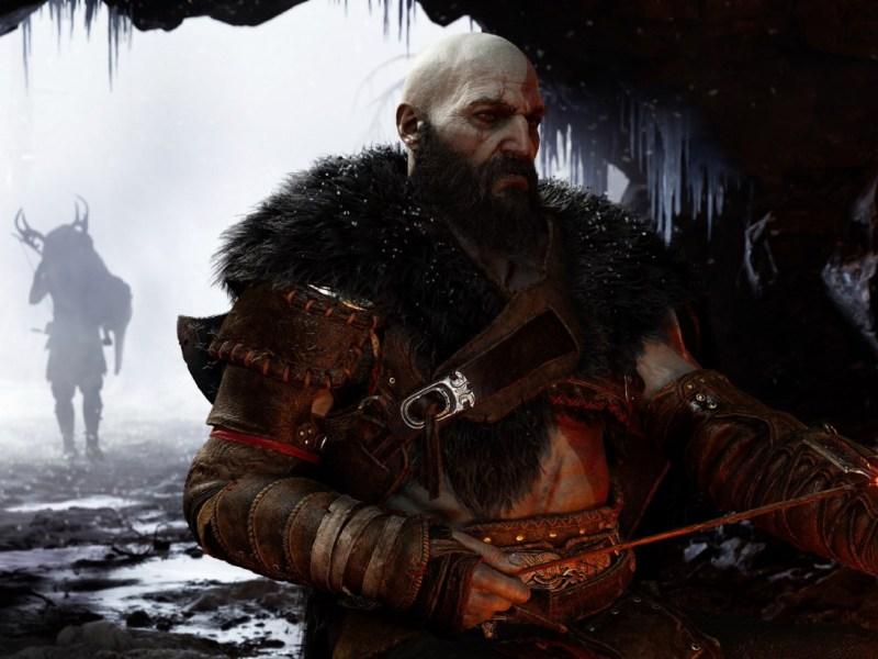 First God Of War Ragnarok Footage