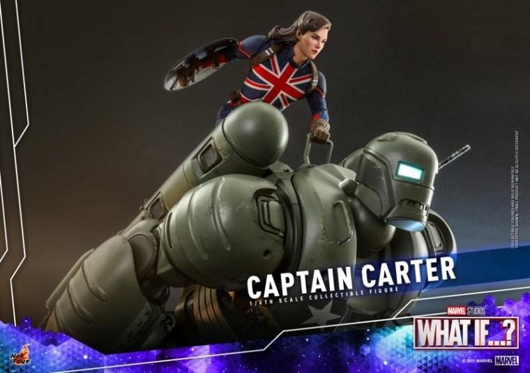 hot toys captain carter 002