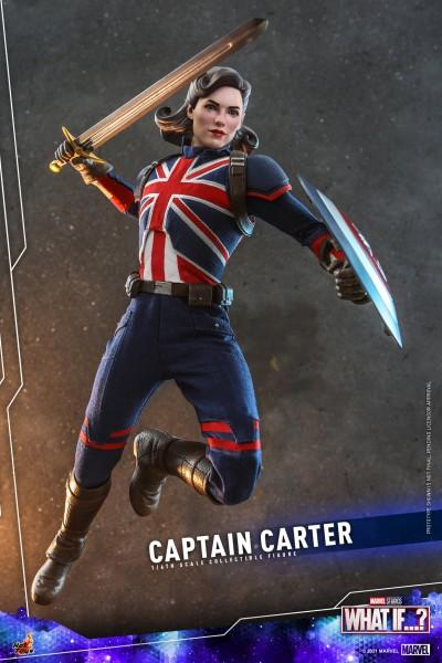 hot toys captain carter 014