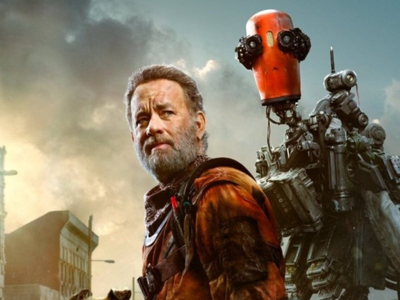 New Poster for The Tom Hanks Upcoming Sci-Fi Drama FINCH