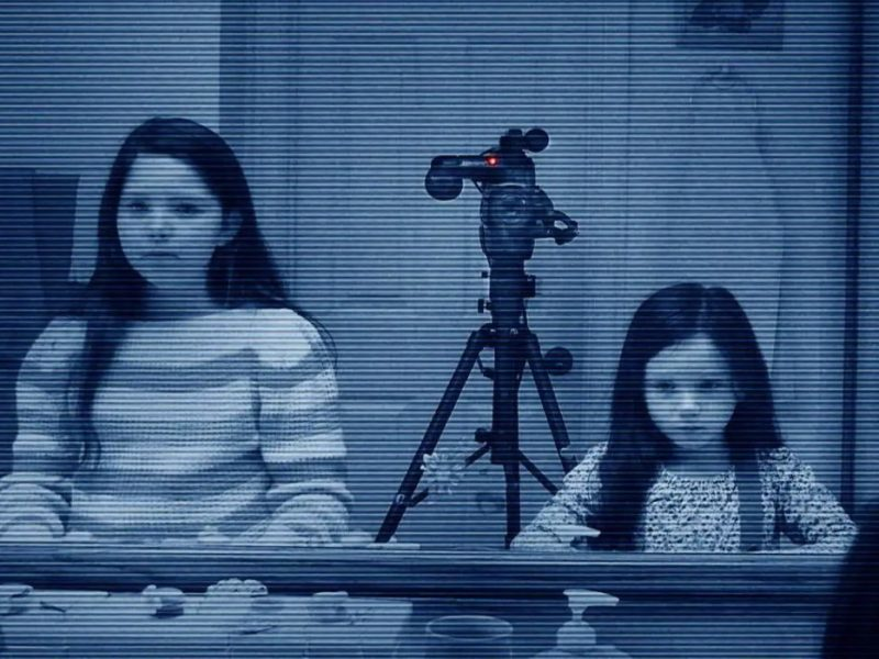 PARANORMAL ACTIVITY 7 Gets a Title and an R-Rating
