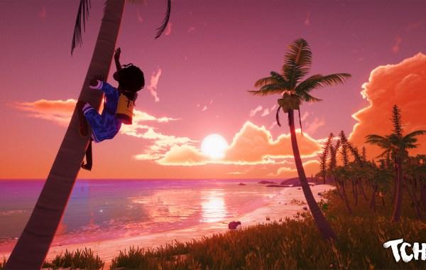 Tchia Trailer Shows a vibrant open-world island adventure