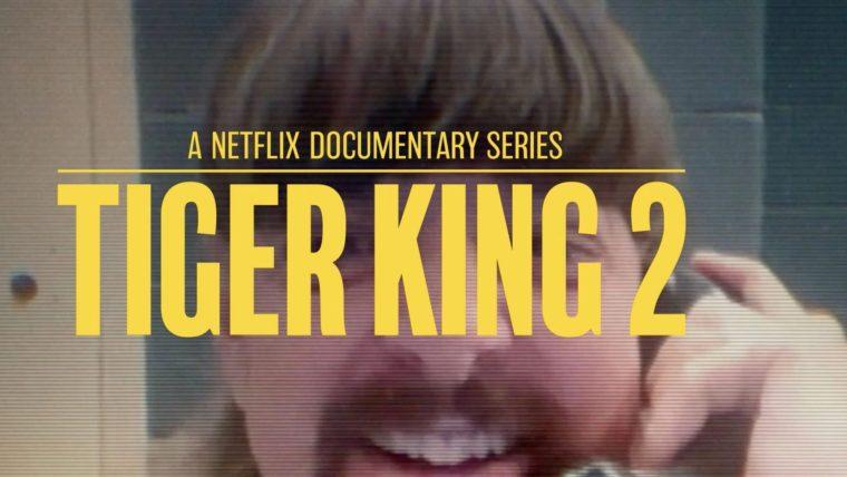 TIGER KING 2 Set To Premiere This November