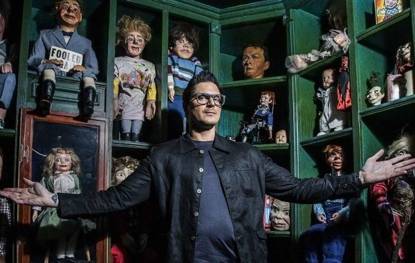 Trailer and Details For The Upcoming Horror Series THE HAUNTED MUSEUM From Zak Bagans and Eli Roth