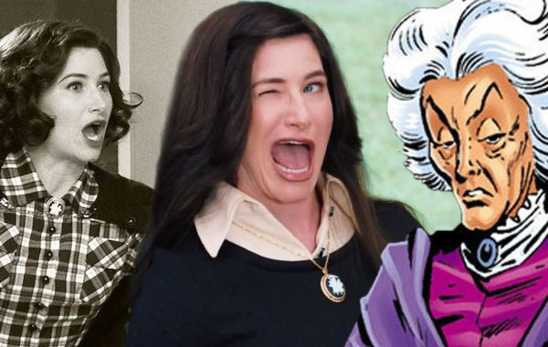 Marvel Developing a WANDAVISION Spinoff Series for Agatha Harkness for Disney+