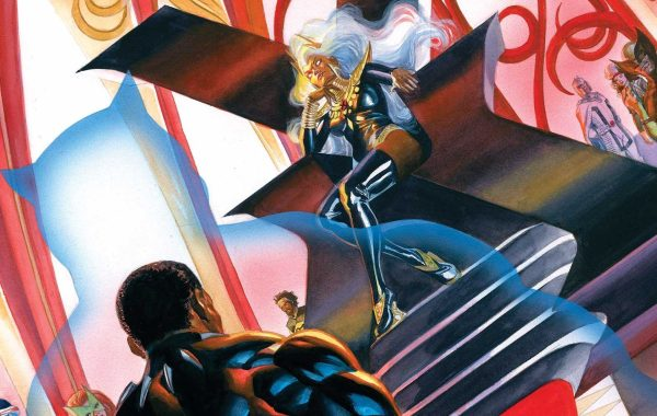 BLACK PANTHER CELEBRATES 200TH ISSUE WITH GIANT-SIZED SPECTACULAR