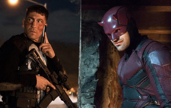 DAREDEVIL And THE PUNISHER Rumored To Be Returning